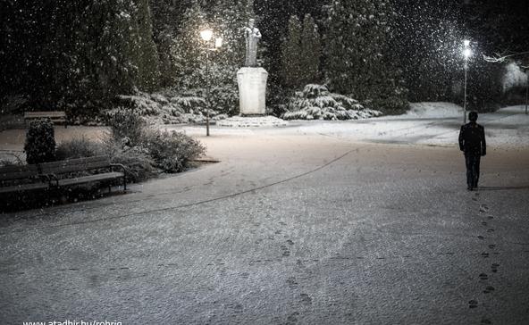 Visszatér a tél a hétvégén!