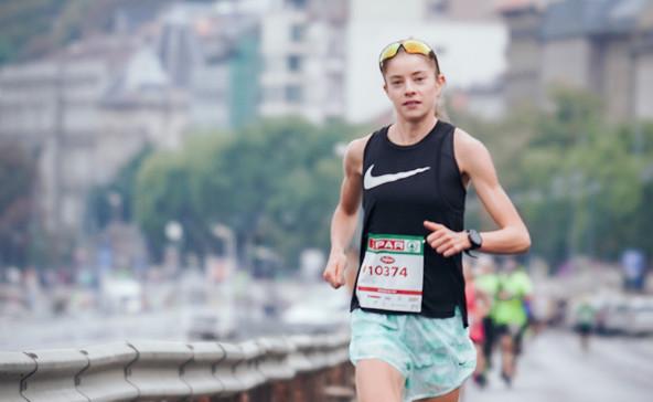 Taranyi lány nyert a Spar Budapest Maratonon