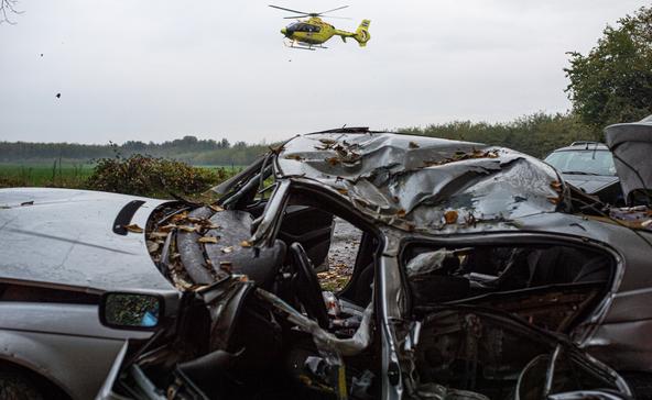 Szörnyű baleset történt Kutas mellett