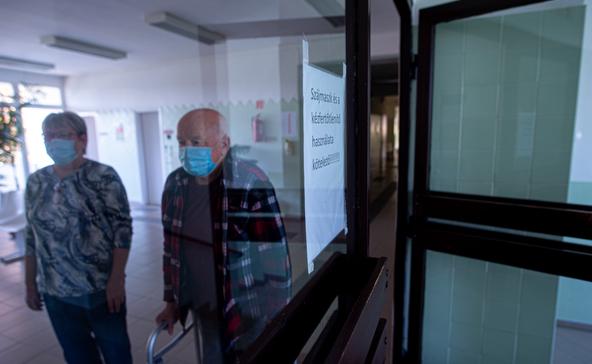 Novemberben eddig 70 koronavírusost azonosítottak Nagyatádon