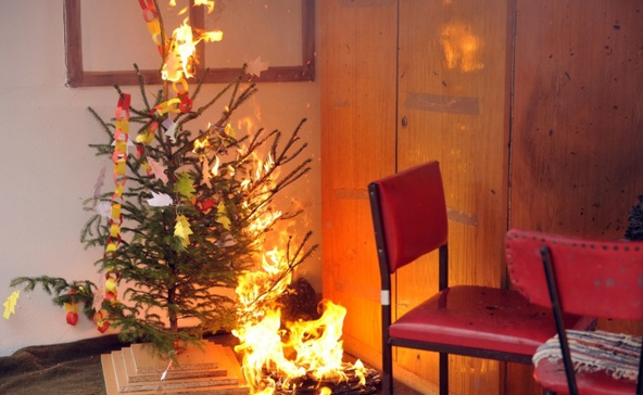 Advent idején óriási a lakástűz veszélye!