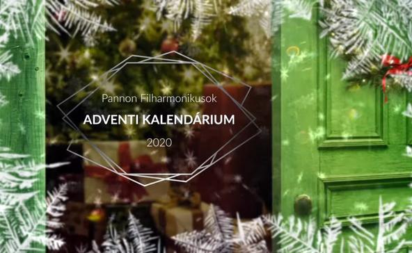Együtt-percek: a Pannon Filharmonikusok adventi kalendáriuma