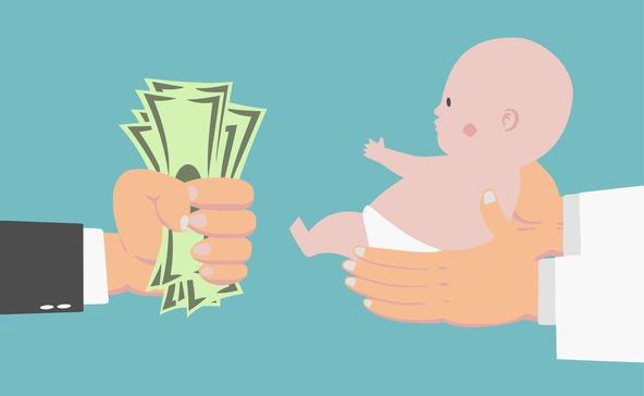 Átlag 119 ezer forint hálapénzt költünk a szülésekre