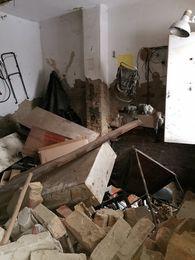 A horvátországi földmozgások okozhatták a pince beomlását a segesdiek szerint