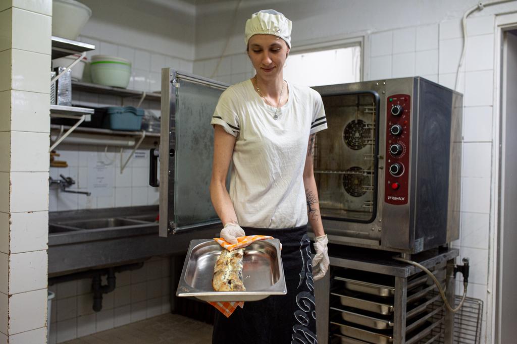 A Hotel Solarban legutóbb azt találták ki: házi rétes sütésével próbálkoznak.