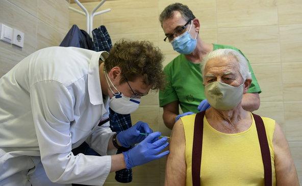Pénteken a Pfizer vakcinájával oltanak Nagyatádon