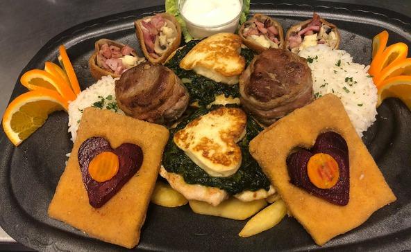 Valentin napi fogások a nagyatádi éttermekben