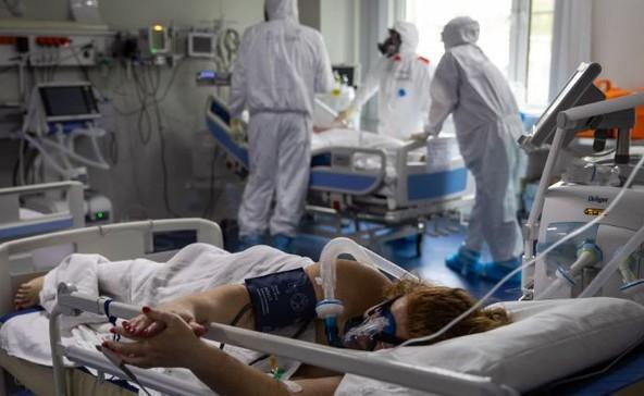 Egyre több középkorú kerül kórházba Somogyban - a Covid 3. hulláma