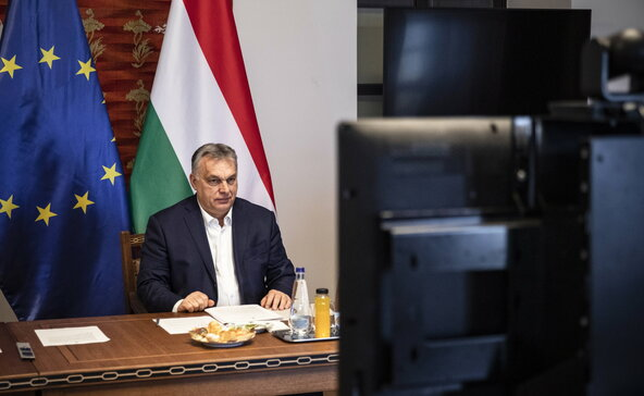 Orbán: emelt szintű készültség a kórházakban