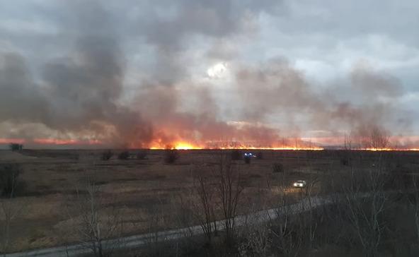 120 hektáron pusztított a fonyódi tűzvész
