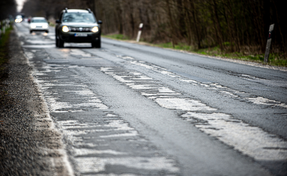 40 km-nél is kevesebb út újulhat meg idén Somogyban