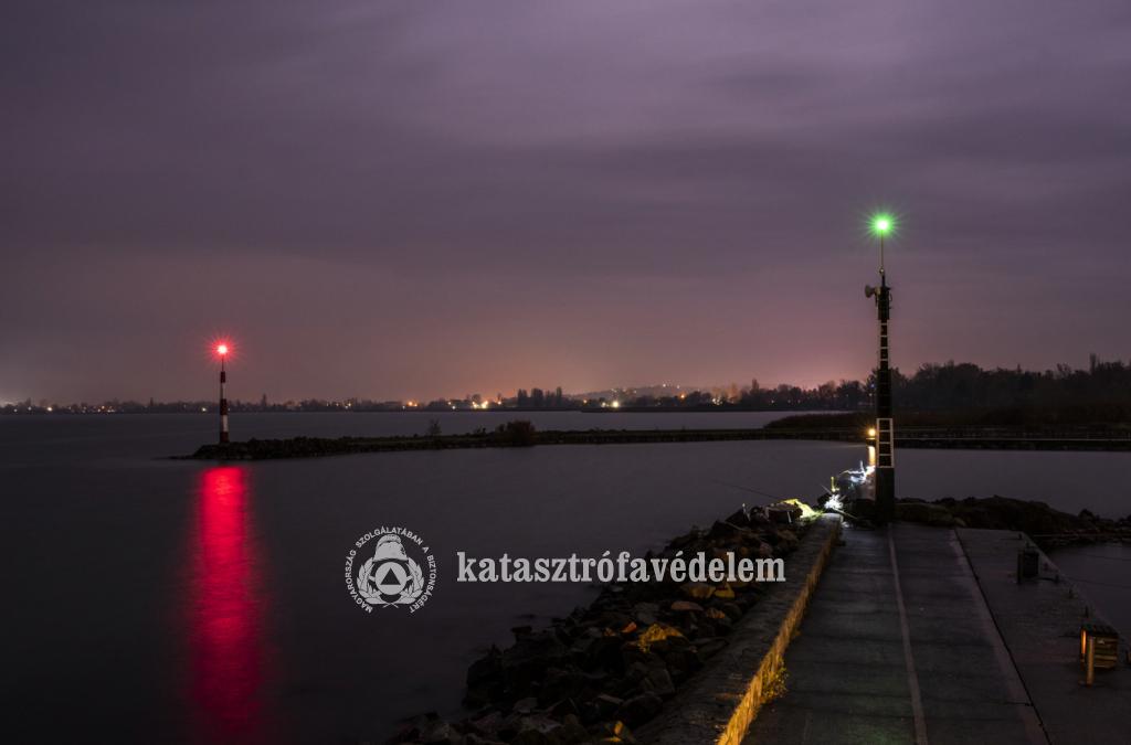 Indul a hajózási szezon és a viharjelzés a Balatonon