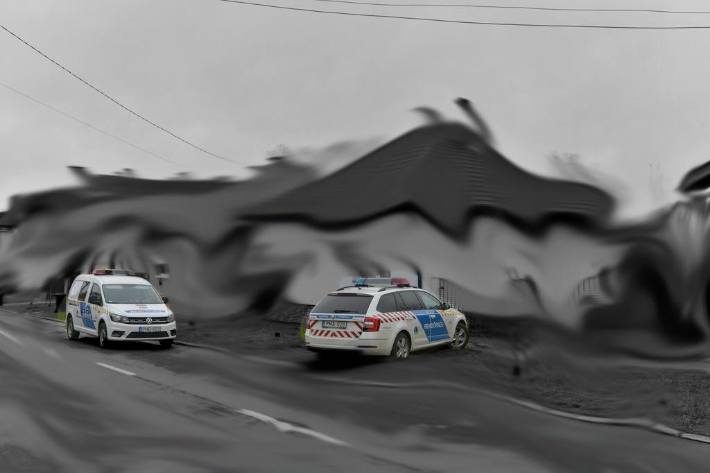 Mivel még folyamatban van a nyomozás, a képet eltorzítottuk, hogy ne legyen beazonosítható a helyszín.