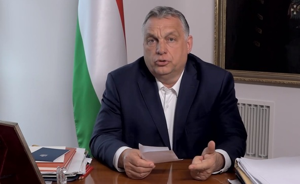Orbán: a felső tagozatosoknak marad a digitális oktatás