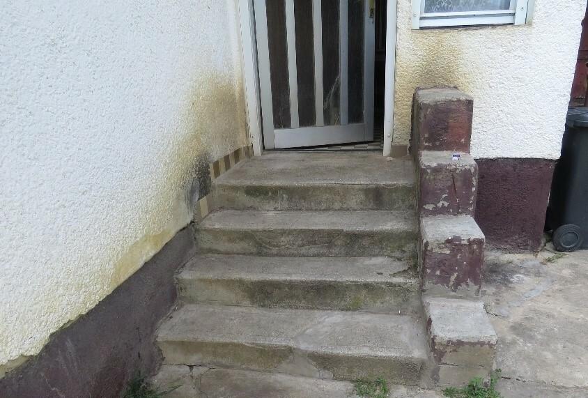 A fénykép a nyomozó hatóság helyszíni szemléjén készült.