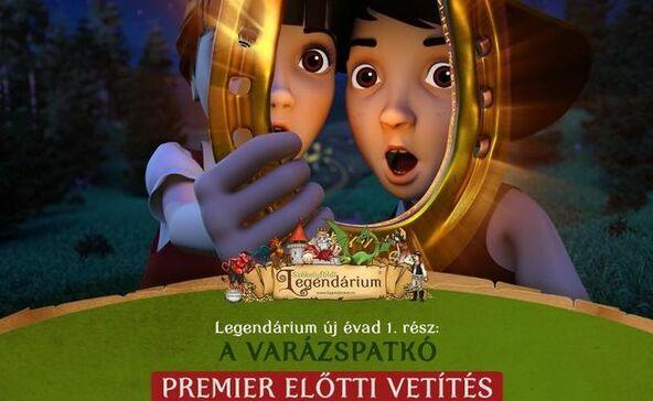 Székelyföldi legendárium - új rajzfilmsorozat gyerekeknek