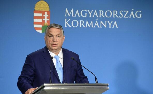 Orbán: tíznapos szabadságot kapnak a védekezésben részt vevők