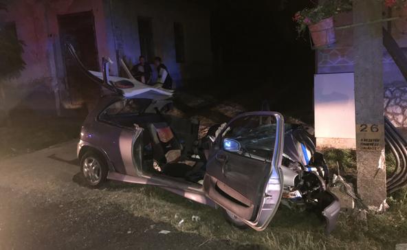 Három súlyos sérült a kadarkúti balesetben