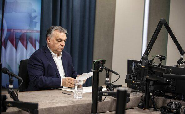 Orbán: emelik az ápolók és a szociális munkások bérét, a pedagógusokét még nem