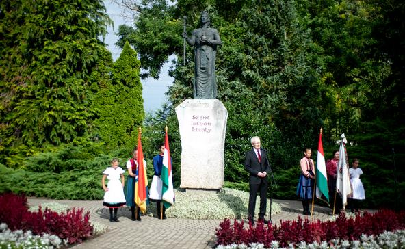 Ormai István: Nekünk, magyaroknak jogunk és érdekünk az európaiság