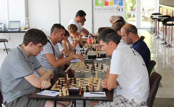 24 órán át sakkoztak Nagyatádon