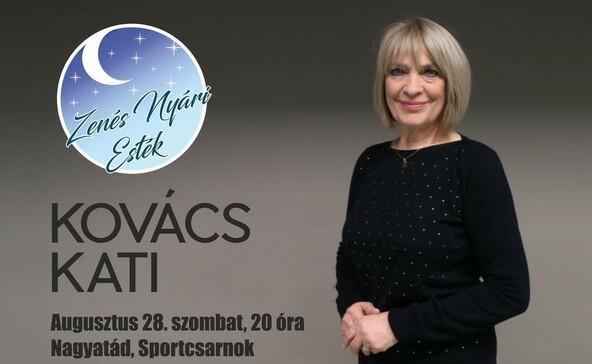 Kovács Kati: Közönség nélkül nem élet az élet