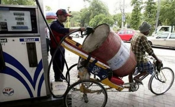 18 ezer liter üzemanyagot sikkasztott el