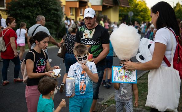 Több mint 800 gyerkőc és csaknem 3000 palacsinta az idei gyermeknapon