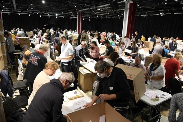 Fotó: Az Előválasztás 2021. Facebook-oldala
