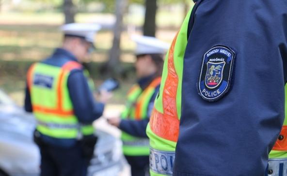 Kilenc ittas sofőrt fogtak el a hétvégén
