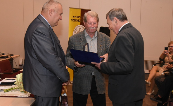 Kilenc nagyatádi kapott elismerést a somogyi nyugdíjas szövetségtől