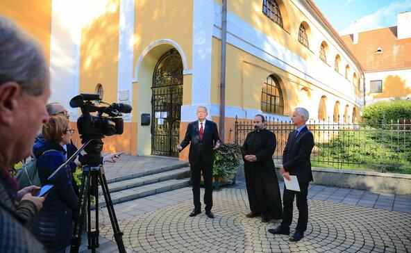 70 templomot újítanak fel 1200 millió forintból Somogyban