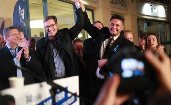 Márki-Zay Pétert választották miniszterelnök-jelötnek