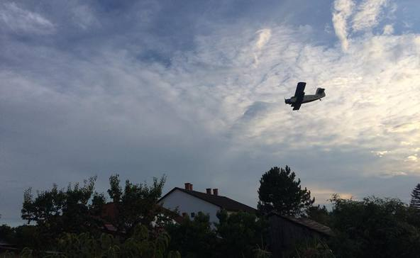 Újabb légi szúnyogirtás lesz