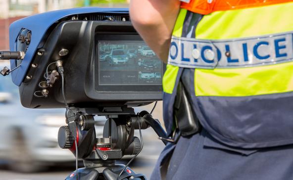 Elindul a Speedmarathon: szerdán egész nap gyorshajtókra vadásznak a rendőrök