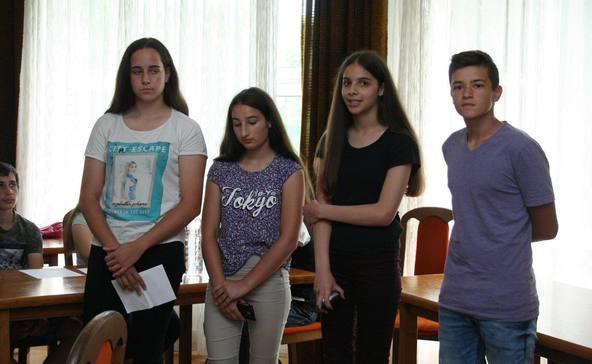 Ezüstérmes a somogyszobi iskola csapata Szombathelyen