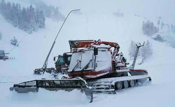 Síbarátok: már havasak a közeli pályák!