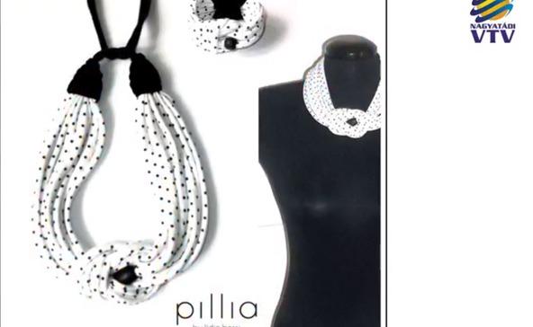 Pillia textilékszerei