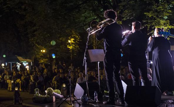 Zenés Nyári Esték: csillagfény és jazz zene